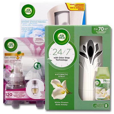 Room scent starter kits