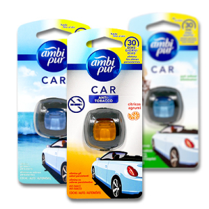 Car Air Freshener Clips