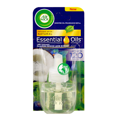 Air Wick plug-in refill Lush Hideaway, 19 ml