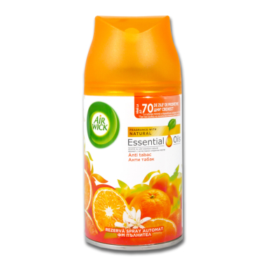 Air Wick Freshmatic Max Citrus-Mix (Anti-Tabak), 250ml