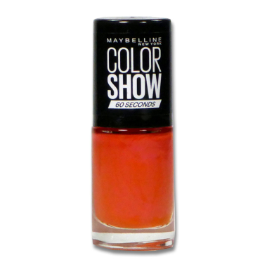 Maybelline Nagellack Color Show Hot Pepper 434