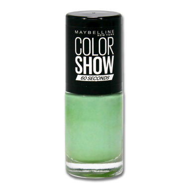 Maybelline Nagellack Color Show Green With Envy 214