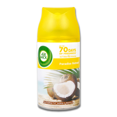 AirWick Freshmatic Life Scents Paradise Retreat, 250ml