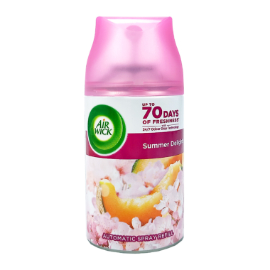 Air Wick Freshmatic Life Scents Summer Delights, 250 ml