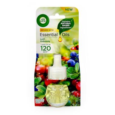 Air Wick scented oil flacon Lush Hideaway, 19 ml x 6