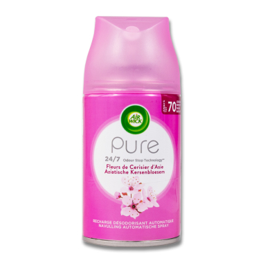 Air Wick Freshmatic Cherry Blossom, 250 ml x 6