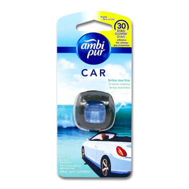 Ambi Pur car air freshener ocean breeze, 2 ml