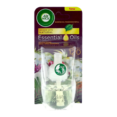 Air Wick fragrance oil bottle Life Scents Paradise...