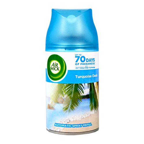 Air Wick Freshmatic Life Scents Turquoise Oasis, 250 ml