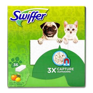 Swiffer Floor Dusting Cloths Citrus, pack of 36