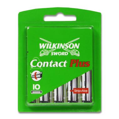 Wilkinson Contact Plus razor blades, pack of 10 x 10