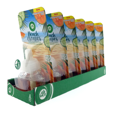 Air Wick Duftölflakon Traumziele Aruba Melon Cocktail, 19...