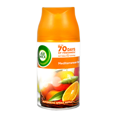Air Wick Freshmatic Pure Mediterranean Sun, 250 ml