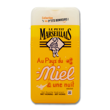 Le Petit Marseillais shower gel with Honey, 250 ml