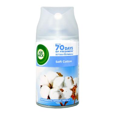 Air Wick Freshmatic Pure Soft Cotton refill, 250 ml