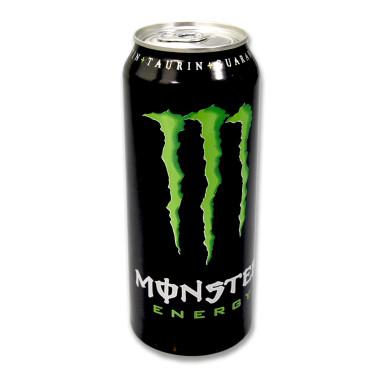 Monster Green Energy Drink, 500 ml