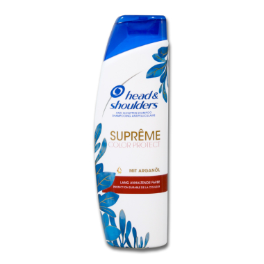 Head & Shoulders Anti-Dandruff Shampoo Supreme Color...