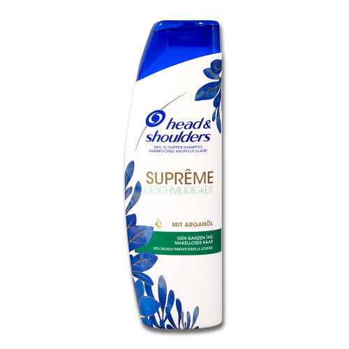 Head & Shoulders Anti-Dandruff Shampoo Supreme Smooth, 250 ml x 6