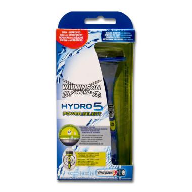 Wilkinson Hydro5 Power Select Razor Blue Edition