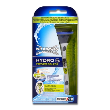 Wilkinson Hydro5 Power Select Razor x 5