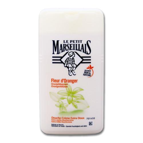Le Petit Marseillais cream shower orange blossoms, 250 ml