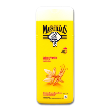 Le Petit Marseillais cream shower Vanilla Milk, 400 ml