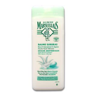 Le Petit Marseillais shower bath for sensitive skin with aloe vera & almond butter, 400 ml