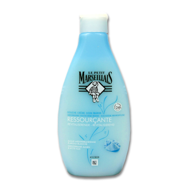 Le Petit Marseillais shower gel Refreshing Marine, 250 ml