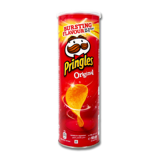 Pringles Chips Original, 165 g