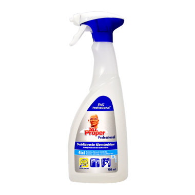 Mr. Proper Professional disinfectant all purpose cleaner...