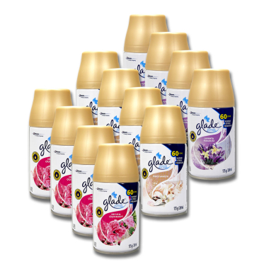 glade automatic spray refill blossom scent mix, 269 ml