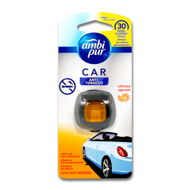 ambi pur car air freshener Anti-Tobacco Citrus, 2 ml