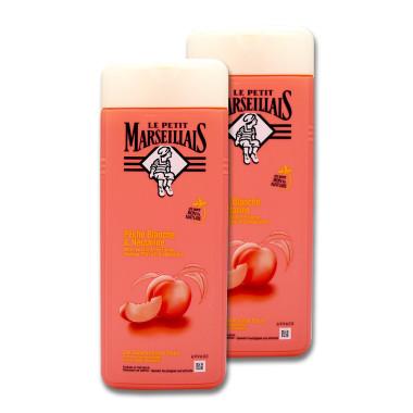 Le Petit Marseillais shower gel White Peach &...
