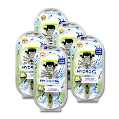 Wilkinson Hydro5 Sensitive razor x 5