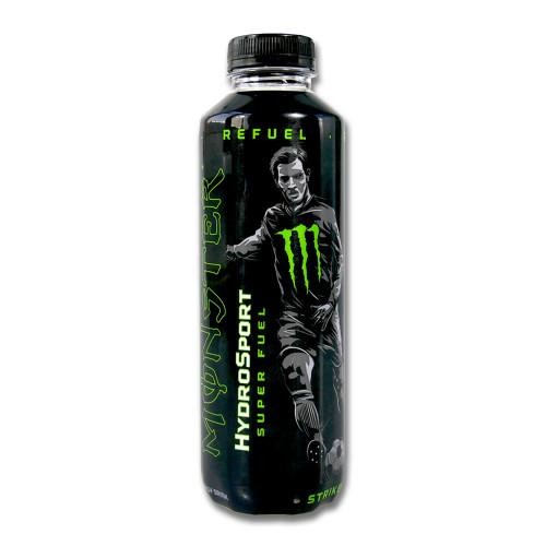 Monster HydroSport Energy Drink Super Fuel Striker, 650 ml