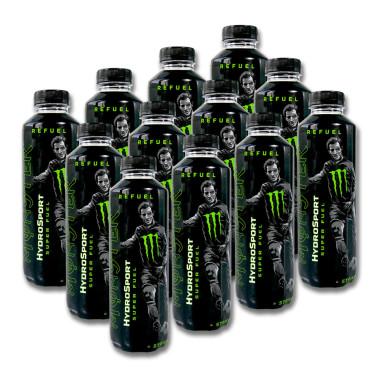 Monster HydroSport Energy Drink Super Fuel Striker, 650...