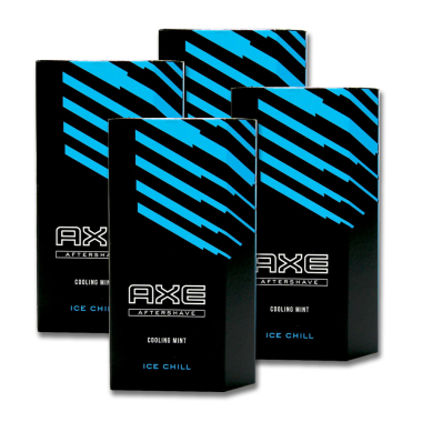 Axe After Shave Ice Chill, 100 ml