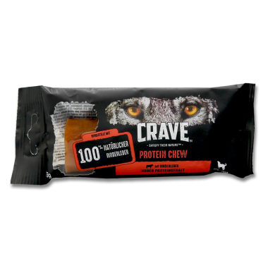 Crave Protein Chew with Beef Liver for Adult Dogs, 75 g x 15