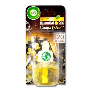 Air Wick plug-in refill Vanilla Cream, 19 ml