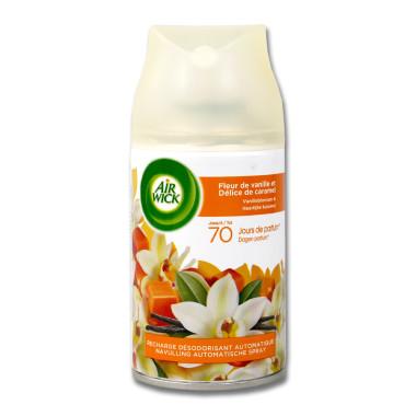 Air Wick Freshmatic Vanilla and Caramel, 250 ml x 6