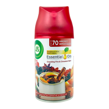 Air Wick Freshmatic refill Fire & Cinnamon, 250 ml