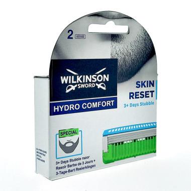 Wilkinson Hydro Comfort Skin Reset razor blades, pack of...