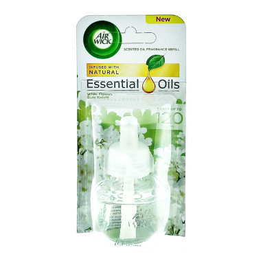 Air Wick plug-in refill White Flowers (Ivory Freesia...