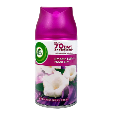 Air Wick Freshmatic Max Smooth Satin & Moon Lily, 250 ml