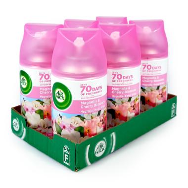 Air Wick Freshmatic Magnolia & Cherry Blossom, 250 ml...