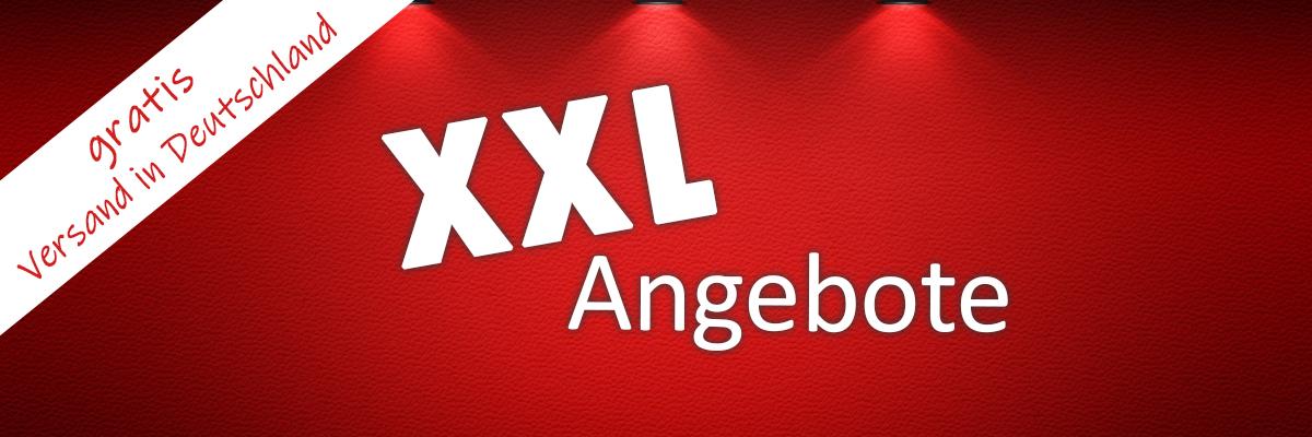 XXL Spar-Angebote inkl. kostenloser Lieferung