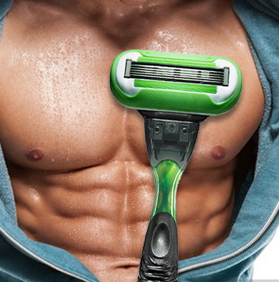 body shave for men